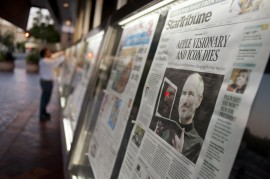 Steve Jobs 1955-2011 - World Reaction