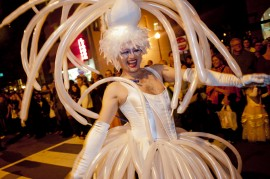 D.C. High Heel Race